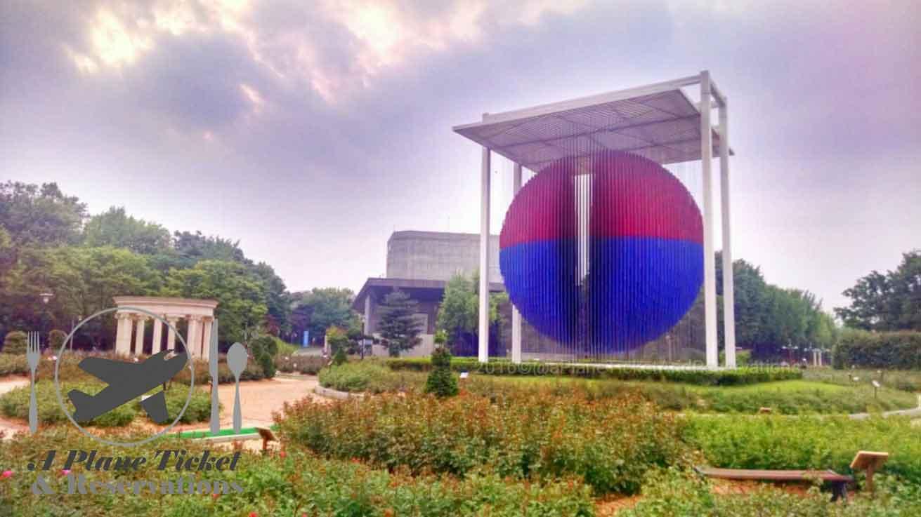 Olympic Park Seoul South Korea