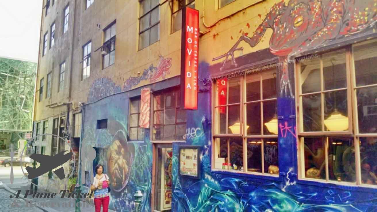 MoVida Bar De Tapas Melbourne