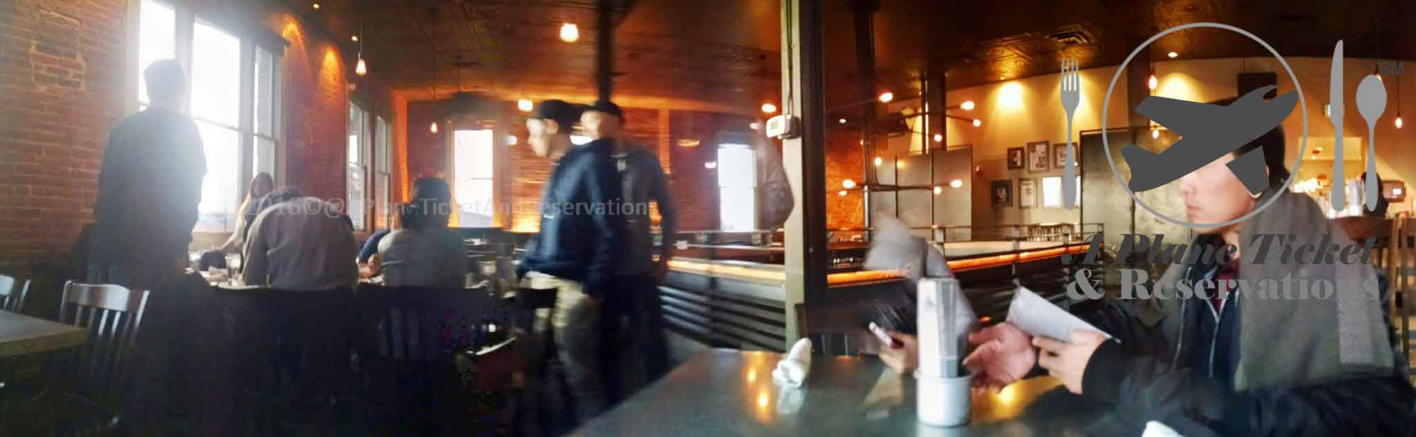 Euclid Hall Bar & Kitchen Denver