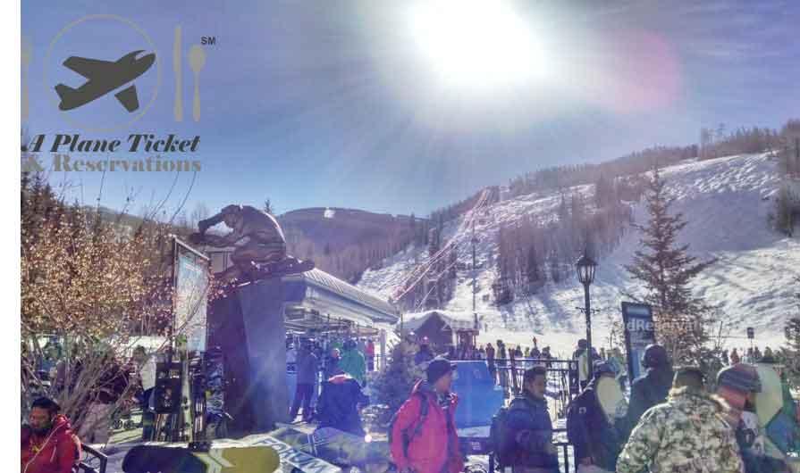 Vail Ski Resort Colorado