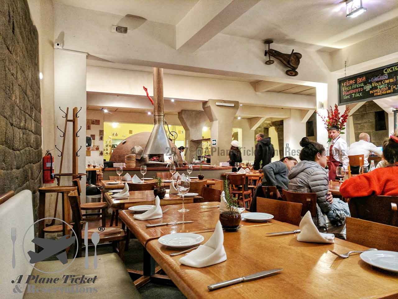 Cusco s incanto fusion italian peruvian cuisine a