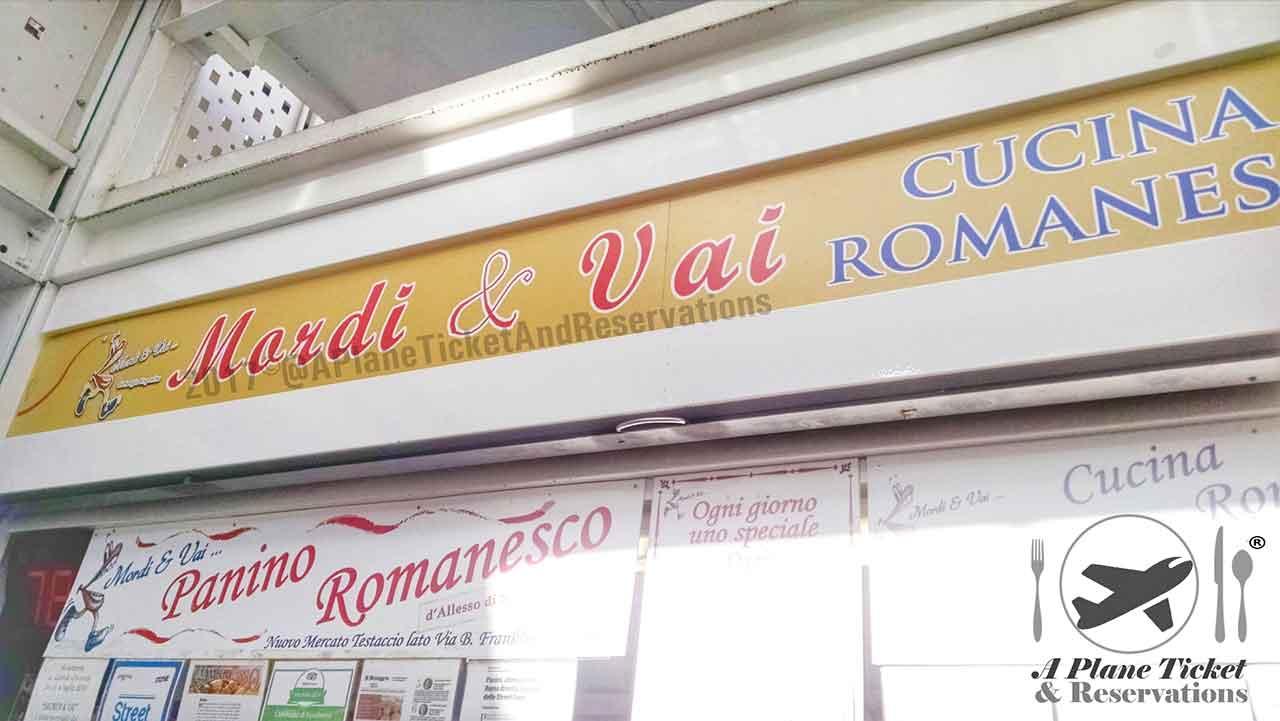 Mordi e Vai Rome